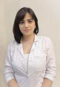 Гаяне - косметолог - эстетист
