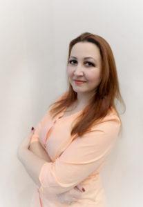 Наталья - мастер маникюра и педикюра