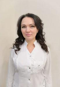 Ирина - мастер маникюра и педикюра